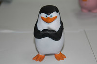 Customized Logo Penguin Anti Stress , cute Penguin Stress Ball, Penguin Stress Reliever