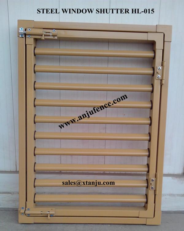 Acier et aluminium mat riel de louvre lame louvre for Fenetre louvre