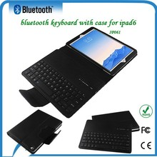 New arrived leather case computer bluetooth for ipad air keyboard case