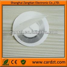 3m glue rfid tag 13.56MHz passive