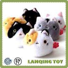 Cute Soft Liftlike Small Plush Cat Toy