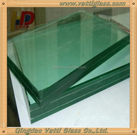 Building glass dome and skylight,high quality tempered laminated glass price