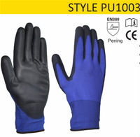 Flexible Very Soft Chinese Manufacture Soldering Gloves