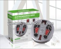 Relax magnetic foot massage with electrode pads