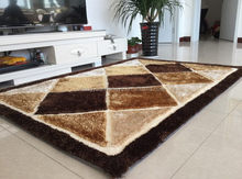 High quality most popular exported durable purple tufted carpet