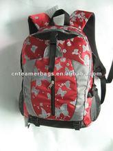 2012 popular designing teenage girl school bags