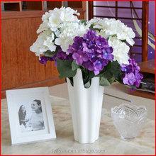 Super quality manufacture hydrangea flower stick decoration