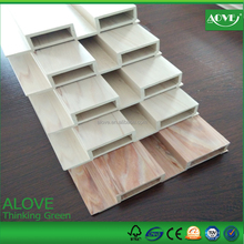Wood Plastic Roof Panel Wall Board Manufacturer Outdoor WPC Cladding
