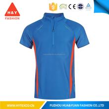 short sleeve fit men's sport t shirt design sport wear---7 years alibaba experience