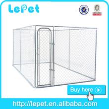 Wholesale chain link dog kennel/dog cage/purple dog kennel