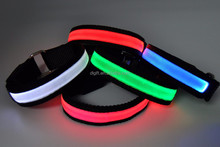 Led Light Up Armband Glow In Dark China Logo Led Light Up Armband Glow In Dark Supplier