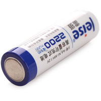 NI-MH 2200mAh AA rechargeab;e battery 1.2V for Camera accessories,baby toy car,hand held game,microphone