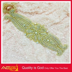 AB Stone Crystal Rhinestone Applique Silver Settings handmade bright beaded cold patch asphalt