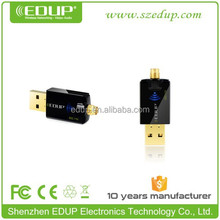2015 hot module 802.11N 6dBi Antenna 300Mbps network interface card rtl8187 wireless usb wifi adapter EP-MS1537