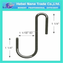 China factory produce any size Stainless Steel S Hook