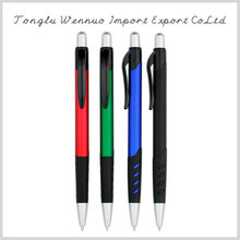 Widely used superior quality orange plastic pen