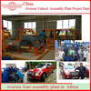 Pickup Truck Auto Parts Plant Production Lines Facility For Sale