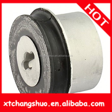 Automotive custom made rubber bushing custom made metal buttons trailer axle bushing suspension bushing for toyota