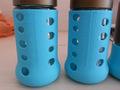 spezielle neue kommen silikon baby flaschen made in china