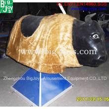 toro mecánico inflable, toro de rodeo