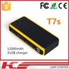 3 USB charger car jump starter power baml station battery supply