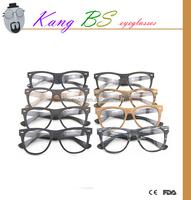 ACETAE fashion glasses frame is cheap wood-like frame glasses 2015