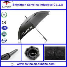 30 Inches Top Quality Logo Printed Golf Umbrella Promotional Umbrella