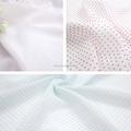 Venta al por mayor nueva hermosa impresión de tela de gasa para hacer ropa