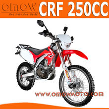 Best Selling CRF 250 4 Valves 250cc Dirt Bike