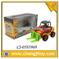 Children toys wholesale plastic kids toy logging trucks