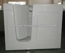 elder walk in bathtub with shower disable bath tub sitting bathtub sizes safty bath tub gel coat fiber glass tub 1