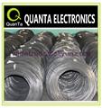 haute teneur en carbone fil de galvanisation à chaud en acier galvanisé de treillis métallique 3mm