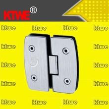 large size bathroom glass hinge shower door hardware manufacturer