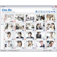 iOS and Android version coming soon! Live chat, Audio & Video conference: LiveOn