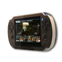 4.3 inch dual rocker mp5 game console video game