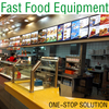Hot Sale Restaurant Fast Food Equipment(One-stop Solution)