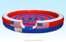 Inflatable All American Castle Bull Mat