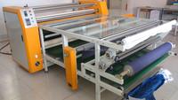 High quality Roll Heat Manual High Pressure Flatbed Heat Press Machine