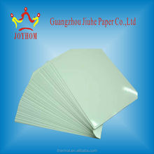 New arrival A4 size high quality cheap inkjet glossy photo paper