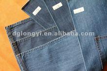 high grade bamboo denim fabric 2012