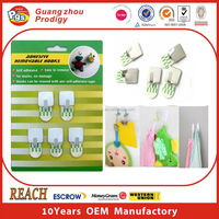 Household kitchen plastic products/hanging plastic hook for home