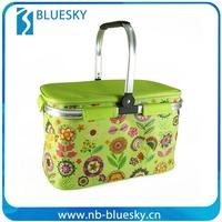 Hot selling portable picnic basket set