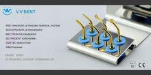 WSSK,DENTAL ULTRASONIC SURGERY STANDARD KIT,WOODPECKER,MECTRON ,SILFRADENT,W&H,DMETEC,dental implant instruments TA