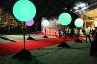 inflatable LED balloon, helium balloon, light helium balloon