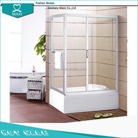M-1017 shower room paint steam bath shower bath room showers