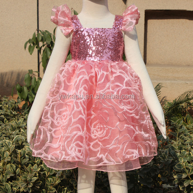 High Quality Baby Dress New Style,Baby Girl Party Dress Children ...