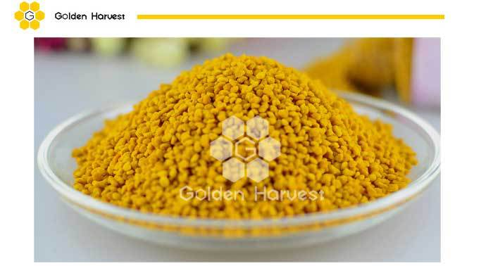 2015 High Quality Natural Organic Mixed Bee Pollen