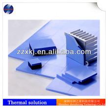Silicone thermal pad thermal conductive pad