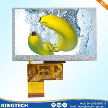 "new technology 800 Brightness 4.3"" inch tft lcd screen"