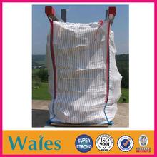 breathable pp woven bulk bag